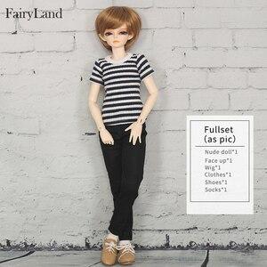 Image 5 - OUENEIFS Woosoo elf Minifee Fairyland Doll BJD 1/4 MSD body Fullset Option girls boys doll High Quality toys shop  resin