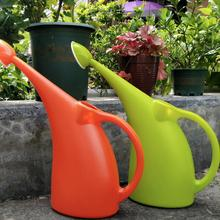 Large Capacity Plastic Long Spout Kettle Tool Garden Elegant Flower Plants Watering Cans Sprinkler Can Pot Container Holder