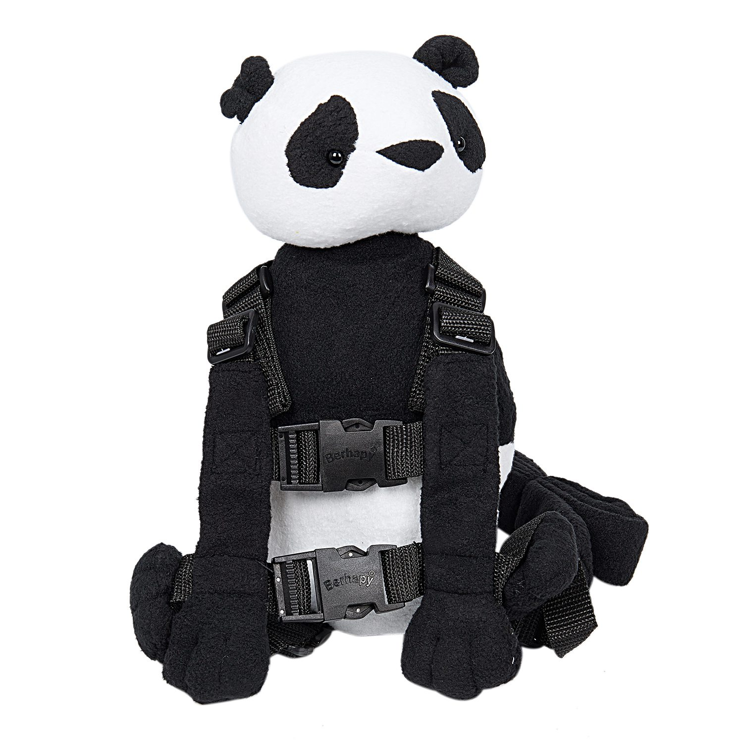 Panda Safety Harness Leash Strap Baby Kids Toddler Walking Cosplay Backpack Reins Bag