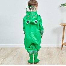 Animal Themed Rain Coat for Kids