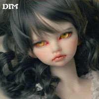 New arrival DIM 1/3 Kassia bjd sd dolls body model girls boys eyes High Quality toys shop resin