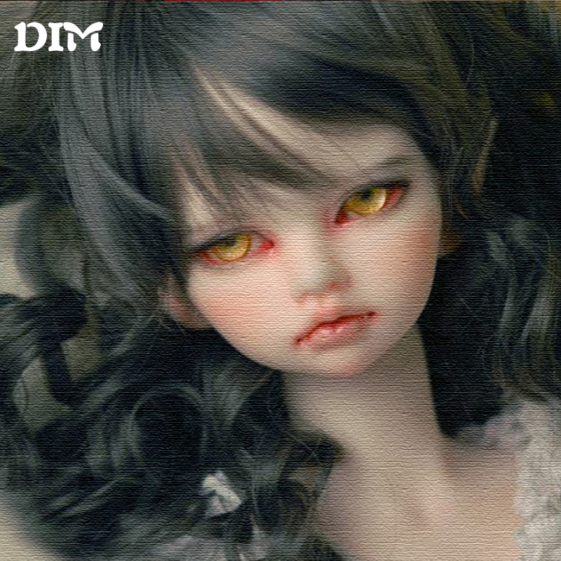 Nuovo arrivo DIM 1/3 Kassia bjd sd bambole modello del corpo delle ragazze ragazzi occhi giocattoli di Alta Qualità negozio di resina-in Bambole da Giocattoli e hobby su  Gruppo 1