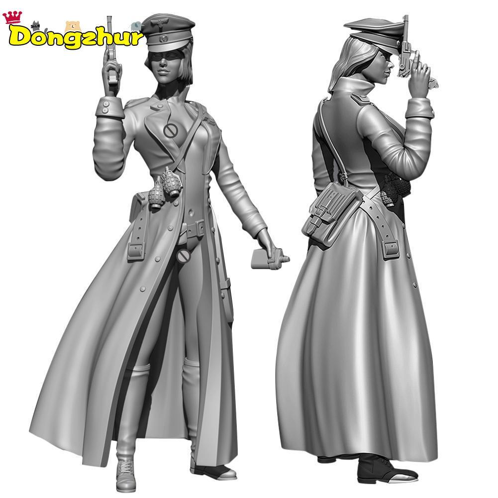 1/35 German Ufficiale Donna Della Resina Soldato YFWW35-18591/35 German Ufficiale Donna Della Resina Soldato YFWW35-1859