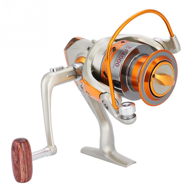 Fishing-Reel Rocker-Ocean Sea-Boat Metal 12BB with Foldable 500-9000series