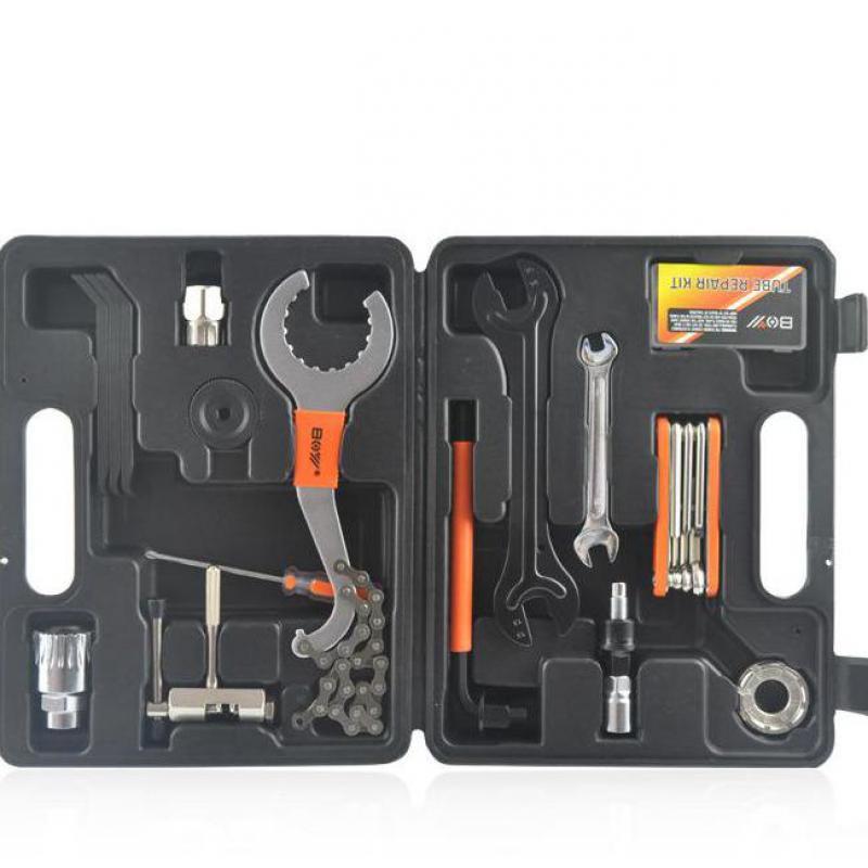Sada nástrojů pro instalaci Diy Ebike Kompletní nástroje