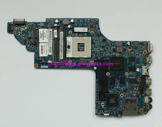 Genuine 682016 001 682016 501 682016 601 11254 2 Laptop Motherboard Mainboard for HP DV7 7008TX DV7 7070CA DV7T 7200 NoteBook PC