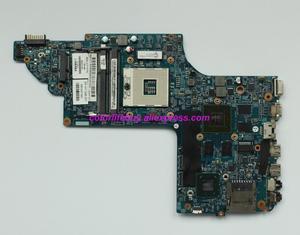 Image 1 - Oryginalne 682016 001 682016 501 682016 601 11254 2 Laptop płyta główna płyta główna do HP DV7 7008TX DV7 7070CA DV7T 7200 NoteBook PC