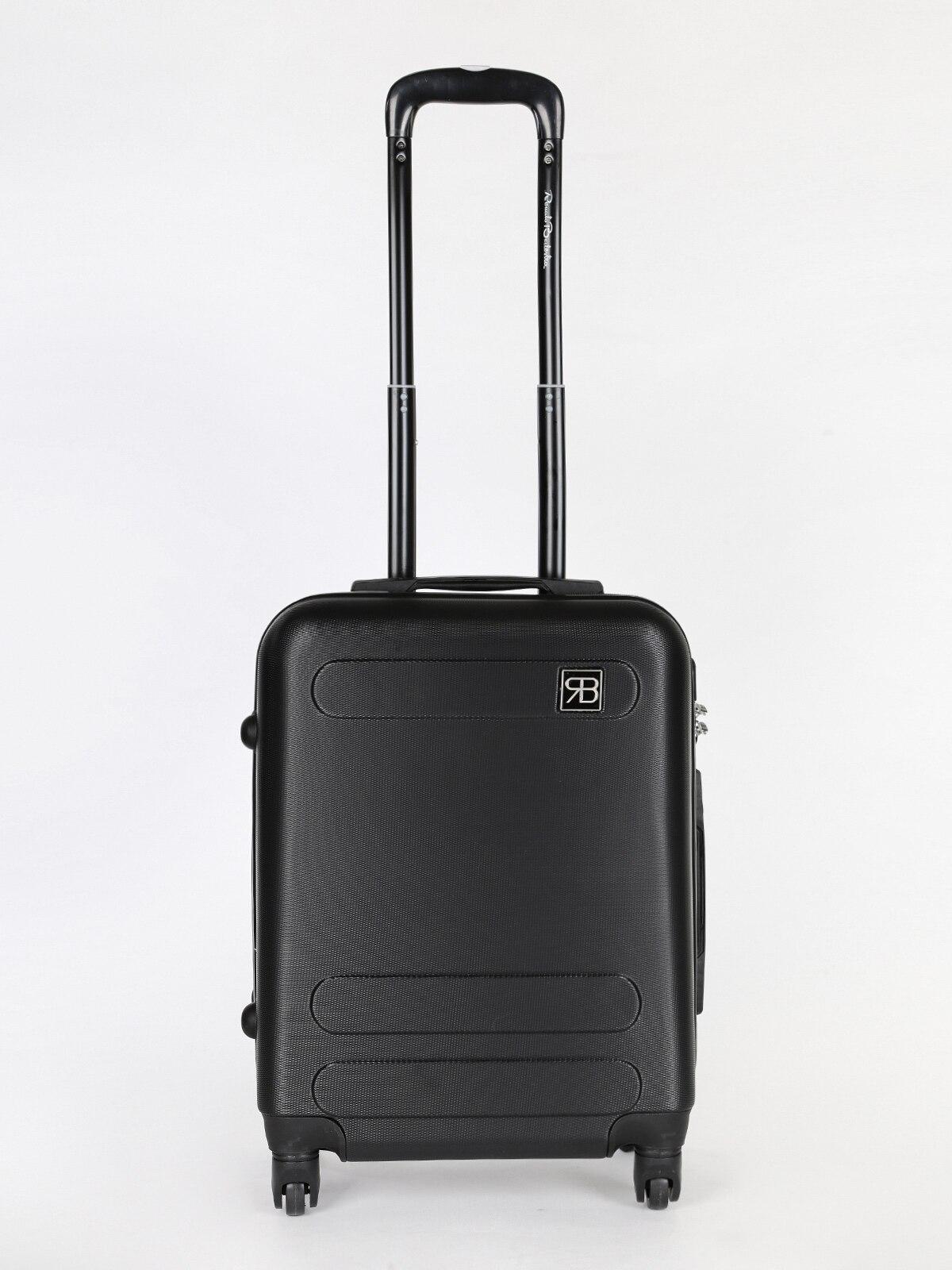 Valise cabine rigid-52X40X23-Black