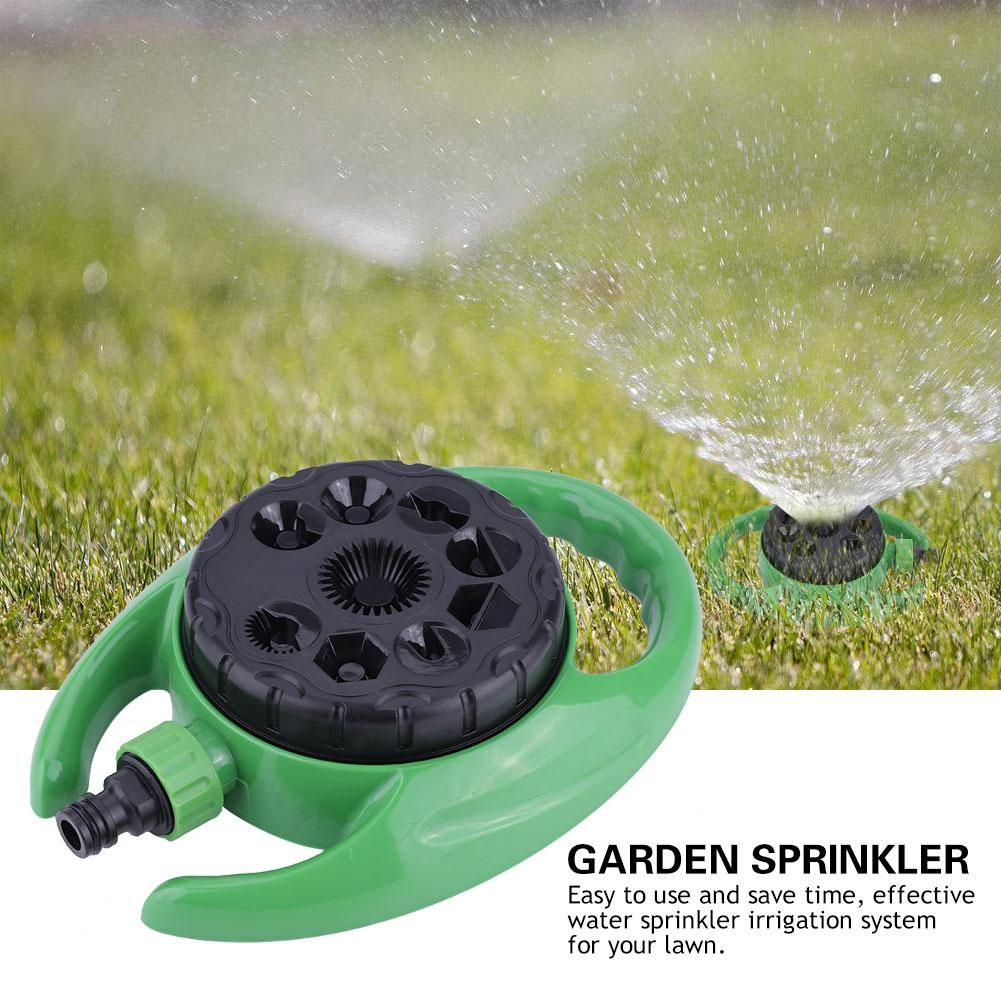 Nozzle Watering-System Sprinkler-Spray Garden-Tools Lawn-Plants New 9-Function