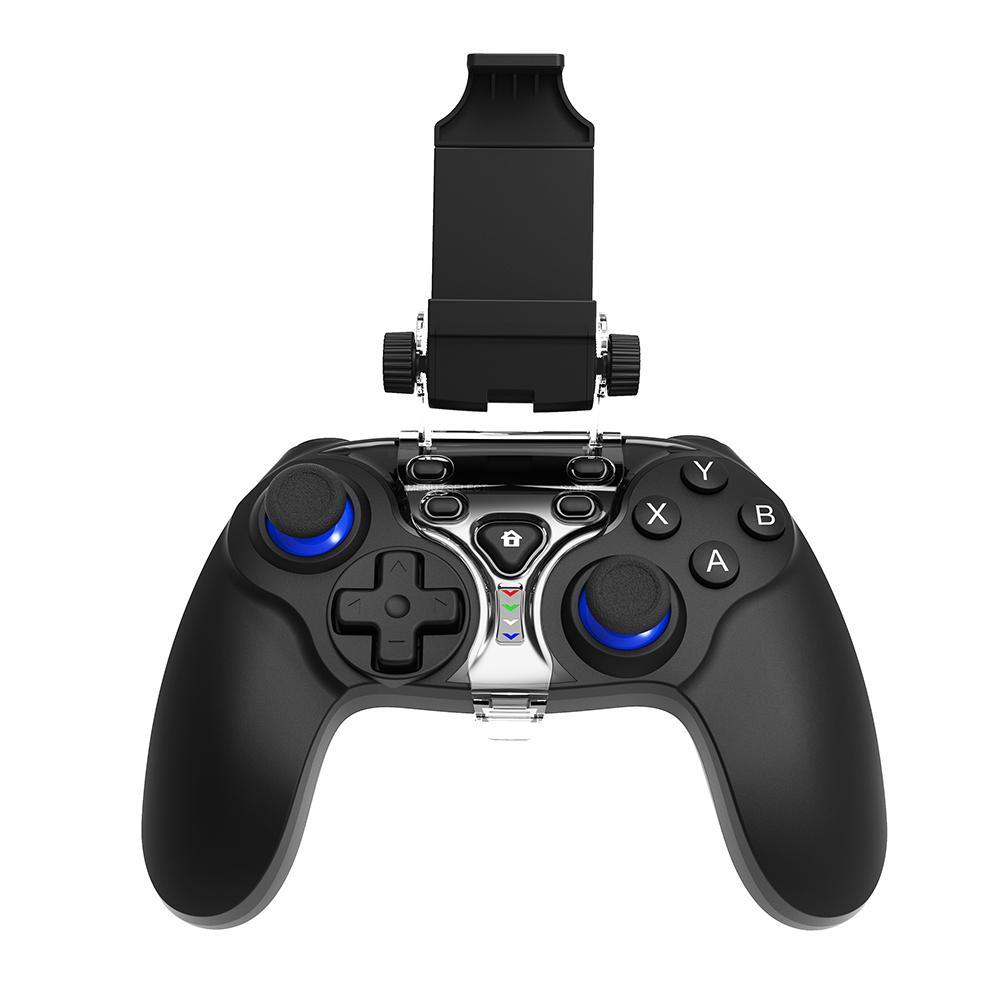 Nouveau contrôleur de jeu sans fil Bluetooth Gamepads jeu de haute qualité Gamepad pour système Android Apple IOS
