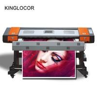 1800mm eco solvente máquina de impressão plotter impressora única cabeça impressão xp600 frete grátis certificado ce