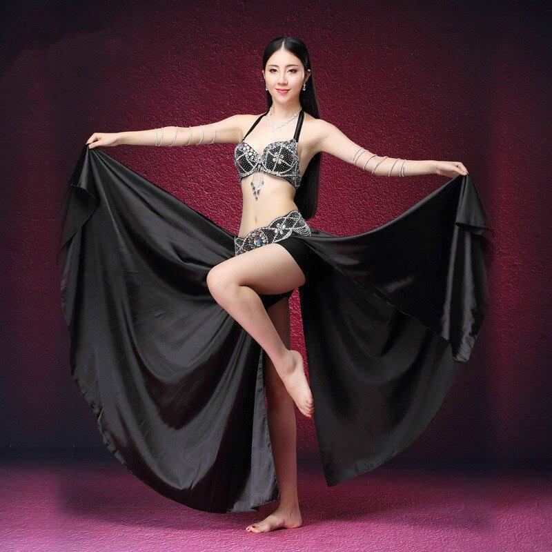 2019 femmes ensemble livraison gratuite top grade danse du ventre ensemble/costume/danse du ventre vêtements/danse du ventre jupe robe accessoires costume