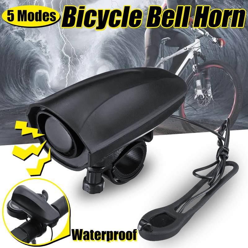 5 ton Vélo Bell Batterie Loud Vélo Corne Imperméable Cyclisme multifonction