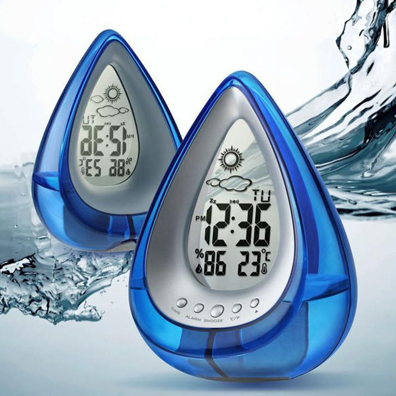 top 10 most popular water powered alarm clock ideas and get free