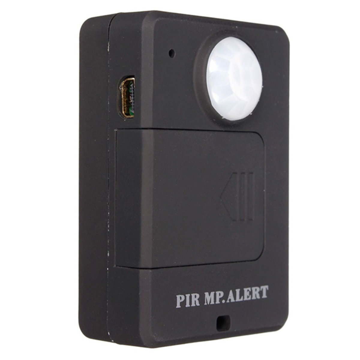 Mini GSM PIR Alarm Motion Sensor Alarm Infrared Wireless GSM Alarm Anti theft Motion Detector High Sensitivity