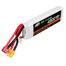 New Product XF POWER 11.1V 4500mAh 75C 3S Rechargeable Lipo