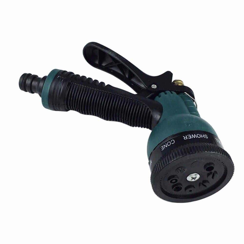 Multifunction 7 Pattern Water Nozzle Household Garden Car Wash Water Guns For Gardening Watering