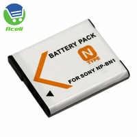 NP-BN1 NP-BN Battery for SONY DSC-T99 TX100 TX200 TX30 TX55 TX66 DSC-W310 W320 W670 W690 W710 W730 W830 WX100 QX30 QX100 Camera