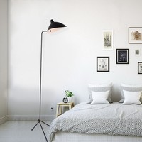 Nordic Floor Lamp Tripot Led Living Room Creative Lamp Staande Lamp Clawed Floor Light Lampara Lighting Fixtures