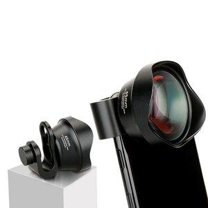 Image 5 - Pholes Mobile Phone 2x Telephoto Lens 4k Hd Tele Portrait Lens Camera Lenses Clip On Lens For Iphone 8 7 X Plus S8 S9