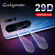 HD Clear 29D Back Camera Lens Screen Protector Protective Film Tempered Glass For HuaWei P30 Mate 20 Lite Pro Y9 P Smart 2019 9H(China)