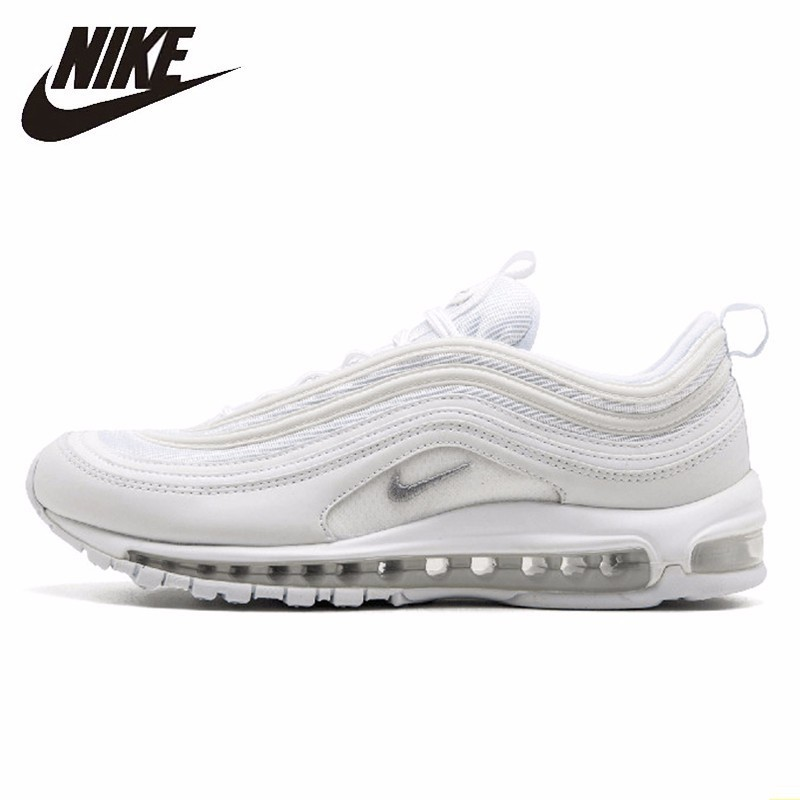 Nike AIR MAX 97 New Arrival Air Cushion  Women Running Shoes Comfortable Breathable Motion Casual Sports Sneakers #921826