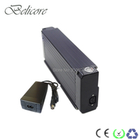 high capacity rear rack battery 36v 25ah electric bike lithium ion battery pack with 4A charger