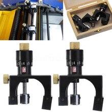 2x ajustável plaina lâmina cortador calibrador ajuste gabarito ferramenta para trabalhar madeira