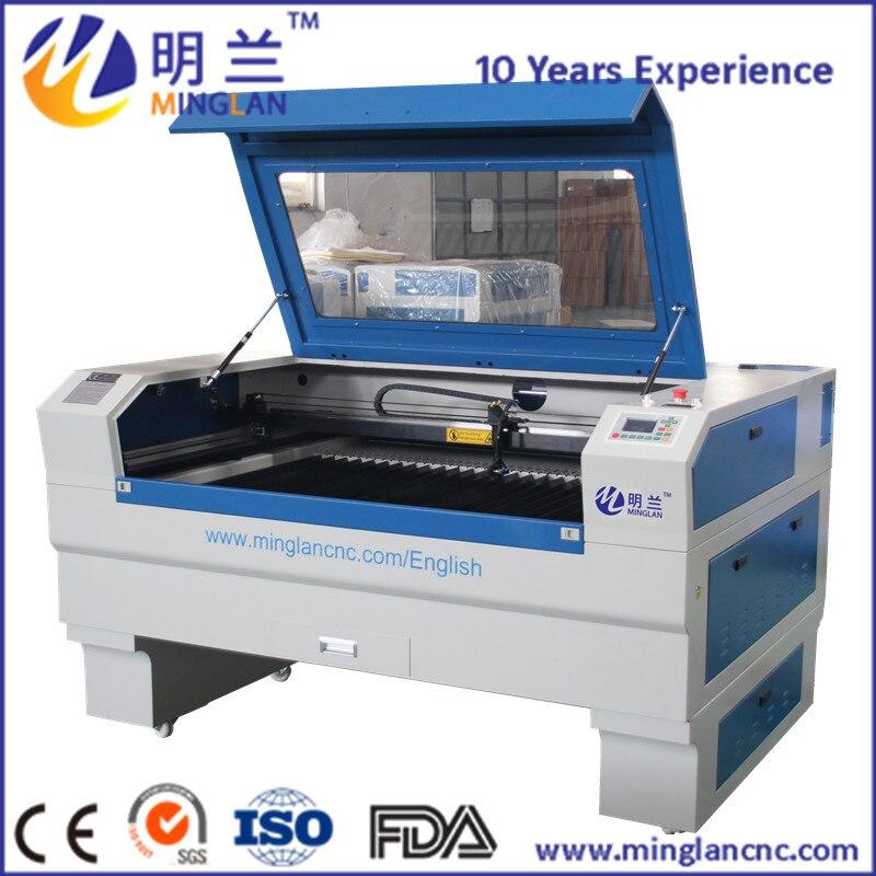 laser engraver cutting machine 6040 9060 1390 100w Power Ruida 6445 Support  15 Languages