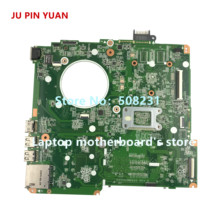 JU PIN YUAN 734827-501 734827-001 U93 DA0U93MB6D0 for HP PAVILION 15-N 15Z-N laptop motherboard with A6-5200 fully Tested 100% working laptop motherboard for hp 668847 001 15 15 3000 system board fully tested