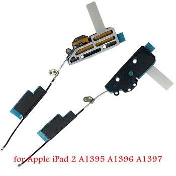 10 unids/lote wifi antena inalámbrica cable flexible para ipad 2 para ipad 2 antena wifi