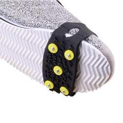 5-шпильки нет тапки чехол для зимы Восхождение Снег ледолазание противоскользящие для обуви шипы для обуви Crampon бутсы Кемпинг Пеший Туризм