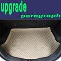 ZHAOYANHUA специальный коврик для багажника автомобиля для BMW X5 E70 F15 ПВХ кожа противоскользящие водонепроницаемые полное покрытие коврики на за...