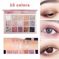 Professional Makeup Eyeshadow Palette Beauty Glazed Pigment Waterproof Glitter Powder Eye Shadow Set Cosmetic Matte Eyeshadow