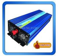 Volt Display 5000W Peak 10000W invertitore puro sine DC24v Inverter 5000W pure sine wave inverter / converter to AC110V/230V