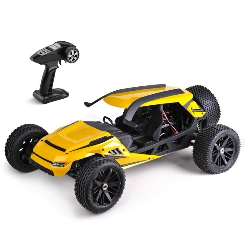 Hot Sale HBX T6 1/6 70km/h RWD Proportional Brushless RC Desert Buggy RC Racing Car цена 2017