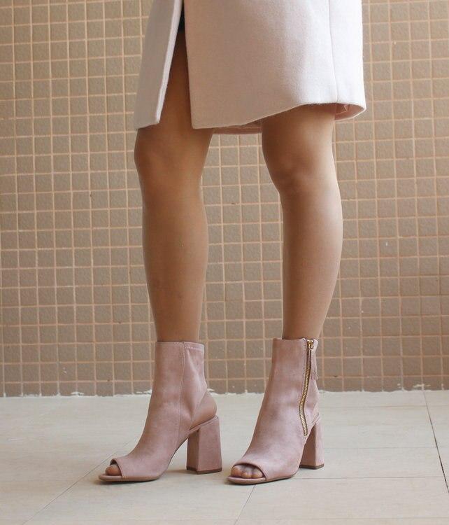En Zapatos Carole Tobillo De Zapato Cremallera Color Rosa Abierta Del as As Mujer Sandalias Corea Estilo Levy Pictures Con Vintage 2019 Pictures Punta Nuevo Owr8qOX