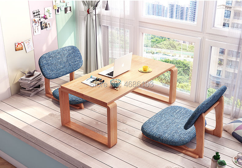 High Quality Strong Japanese Chair Meditation Chair Tatami Floor Chair Seating With Back Support For Living Room Furniture Furniture Home Furniture