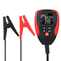 Digital 12V Car Battery Tester with CCA Mode Automotive Battery Load Tester and Analyzer Automobile Vehicle Battery Tester