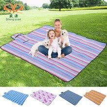 цены на Outdoor picnic mat 200 x 150 Camping Baby Climb Plaid Blanket Beach Waterproof Moistureproof Picnic Blanket Baby Mat Camping Mat  в интернет-магазинах