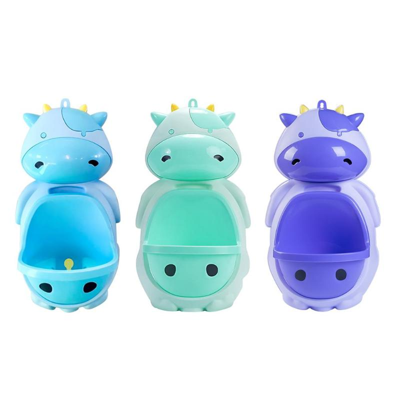 Wall-Mounted Kids Boy Toilet Training Baby Boy Potty Toilet Trainer Children Stand Vertical Urinal Boys Penico Pee