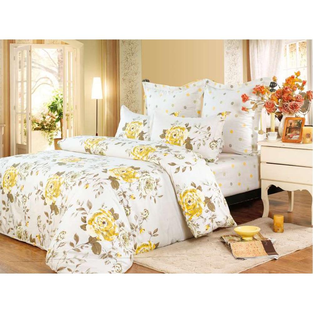 Bedding Set SAILID B-119 cover set linings duvet cover bed sheet pillowcases TmallTS contrast striped sheet set