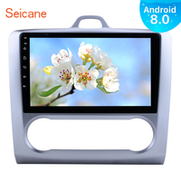 Seicane Car Radio Multimedia Player For 2004 2011 Ford Focus 2 10.1 Android 8.0/8.1 Touchscreen GPS Head Unit 3G Wifi DAB+