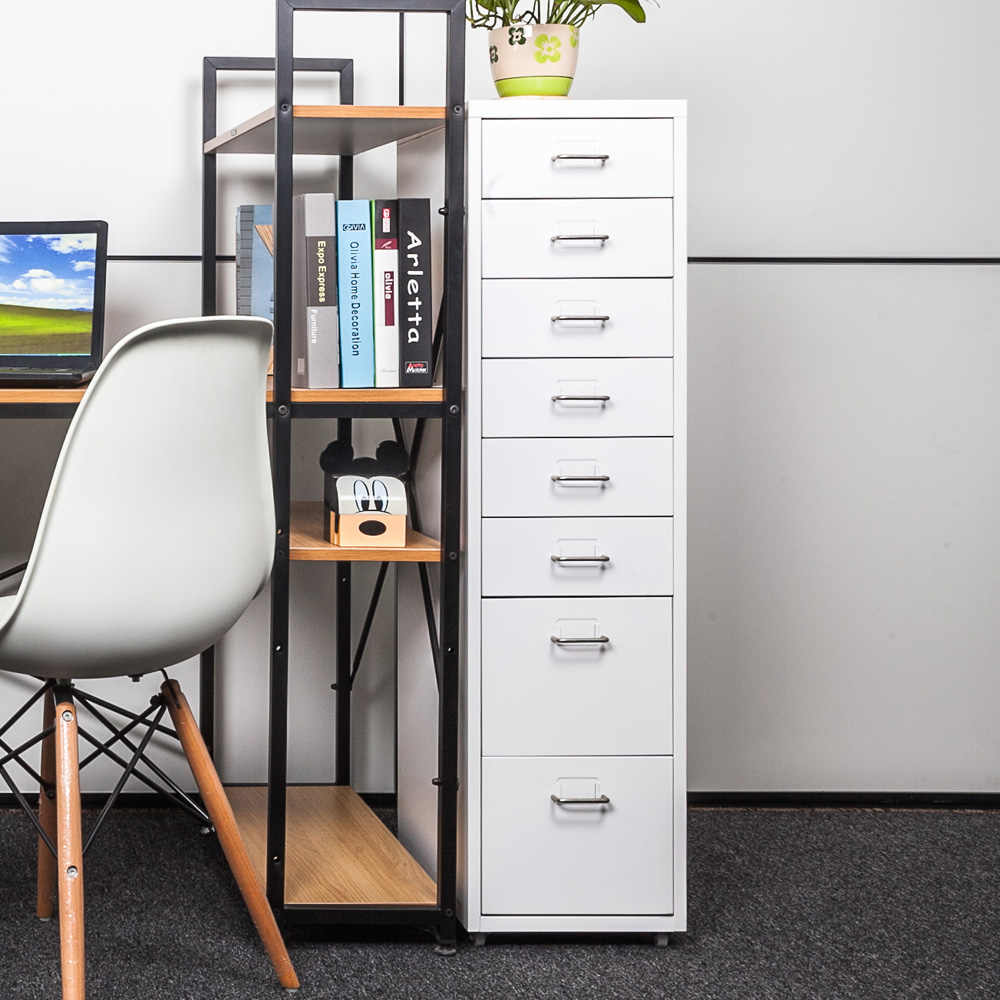 Drawer Filing Cabinet Detachable