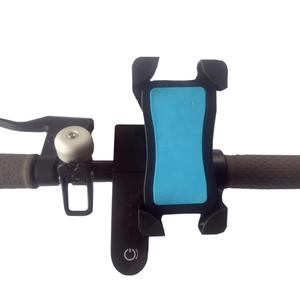 Image 3 - 5.5 Inch Phone Holder Carbon Fiber Electric Scooter Shaped Mobile Phone Holder For Xiaomi M365 Electric Scooter Accessories