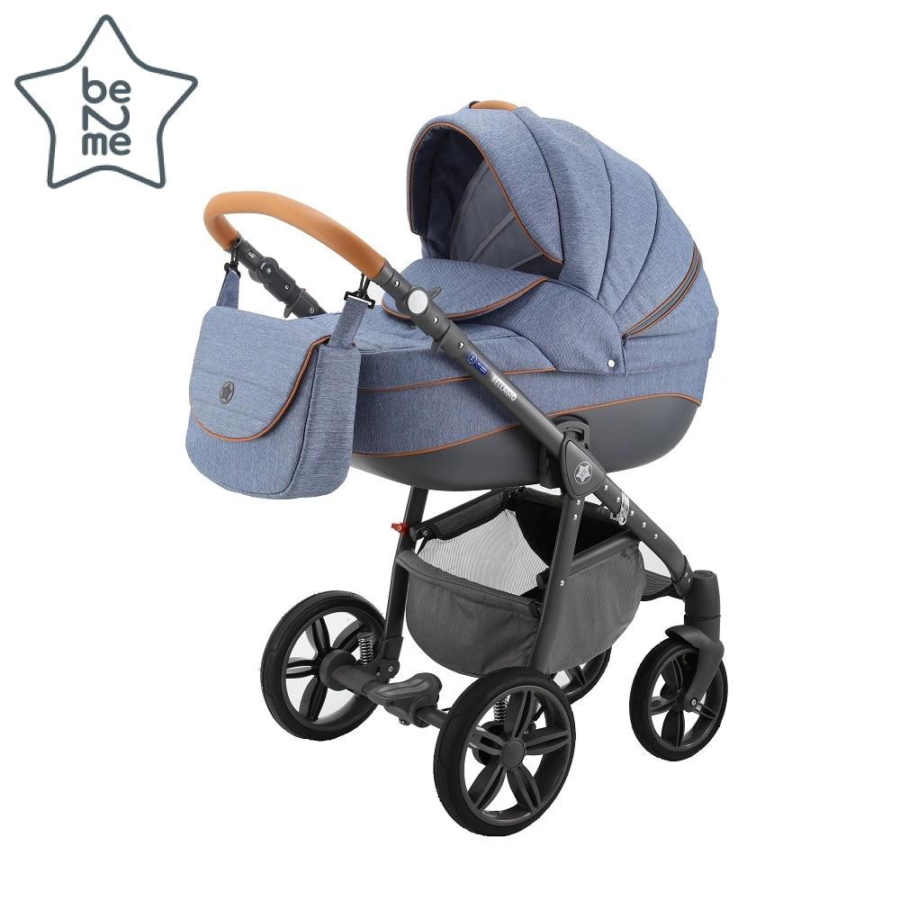 Four Wheels Stroller Be2Me 343013 baby strollers for newborn girls boys girl boy Bel_2X1 цена в Москве и Питере