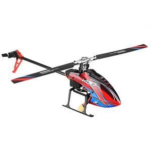 XK K130 2.4G 6CH Brushless 3D6G System Flybarless RC Helicopter BNF Compatible with FUTABA S-FHSS Remove Control Toys Kids Gift