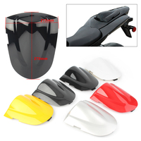 Motorcycle Rear Pillion Passenger Cowl Seat Back Cover Fairing Part For Suzuki GSXR 600 750 K6 GSXR600 GSXR750 2006 2007