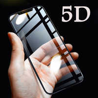 5D Protective Glass xiomi mi 8 a2 6 6X 5X A1 A2 Lite Mix 2 2S Mi6 Pocofone Poco little Pocophone F1 Film screen protector Glas