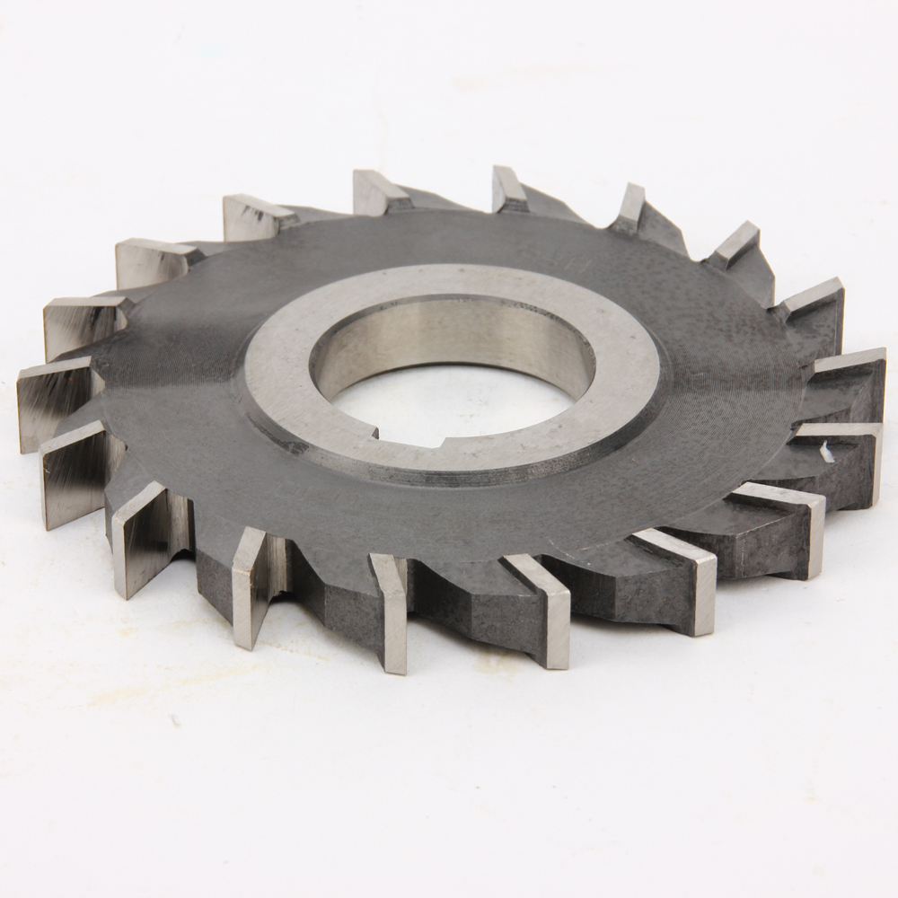 1pc Hss M2 Side And Face Milling Cutter Straight Teeth 63*3*4*5*6*7*8*10*12*14*16*18*20*22